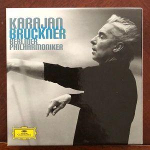 9 CD box set: Bruckner Nine Symphonies